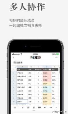 石墨文档-极客中心