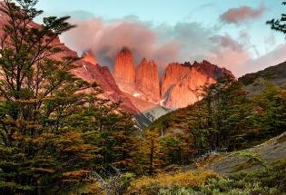 巴塔哥尼亚,壮丽之秋