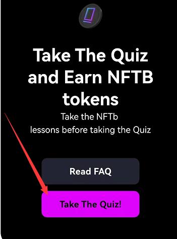 NFTb联合CoinMarketCap空投,每个幸运的参与者获价值5美元的NFTb代币!