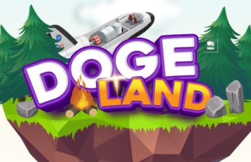 DogeLand,免费挖矿Doge狗狗币,注册就送30$礼盒,3代收益