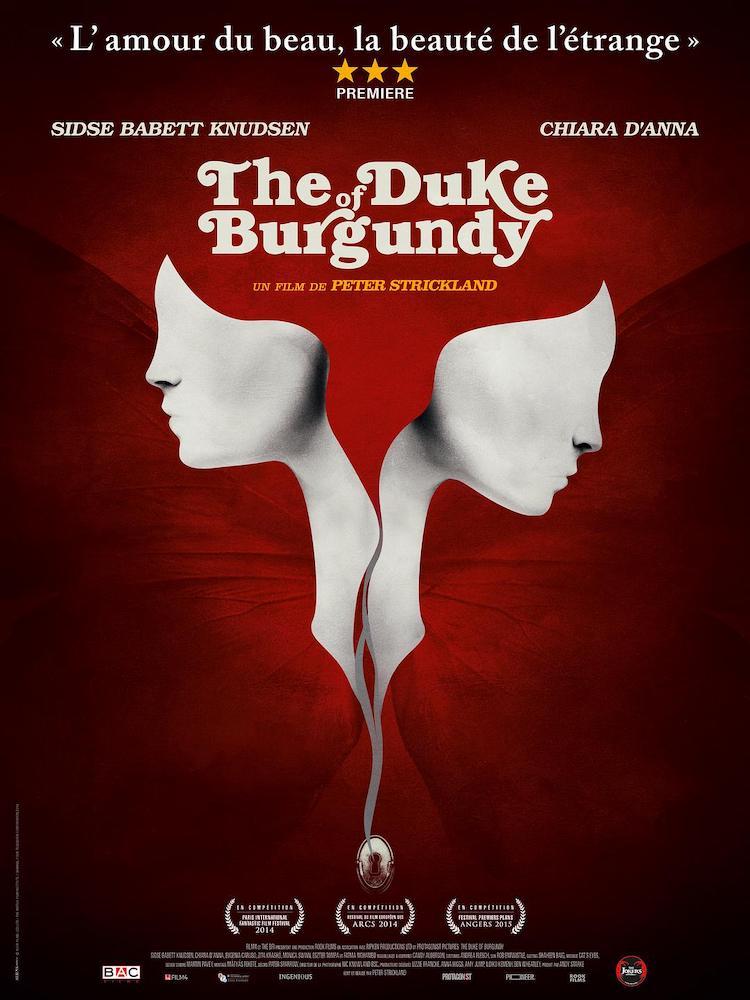 《勃艮第公爵》电影:一部口味特别的怪片
