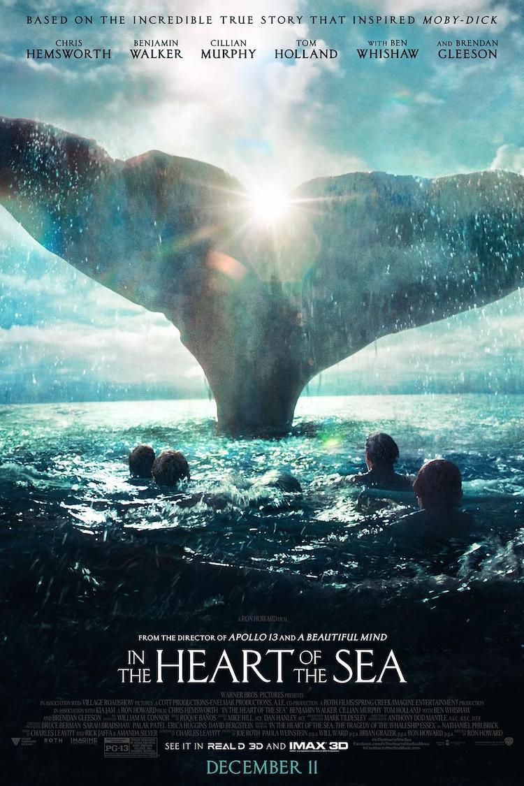 克里斯·海姆斯沃斯主演《海洋深处》电影影评: 「白鲸」?非也!非也!