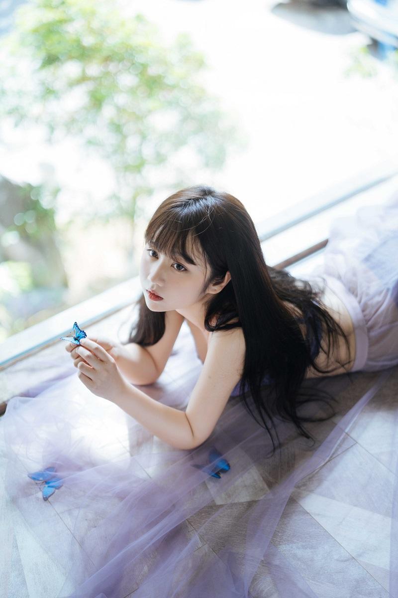 ⭐微博红人⭐镜酱-coser@NO.019《静夏》旅拍写真集[225P-3.31GB]插图