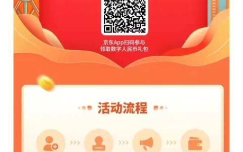 数字人民币红包又来了 限定上海和苏州哈