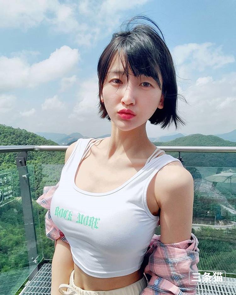 前田かおり(Seri Park)傲人曲线会笑的眼睛超迷人 作品推荐 第8张