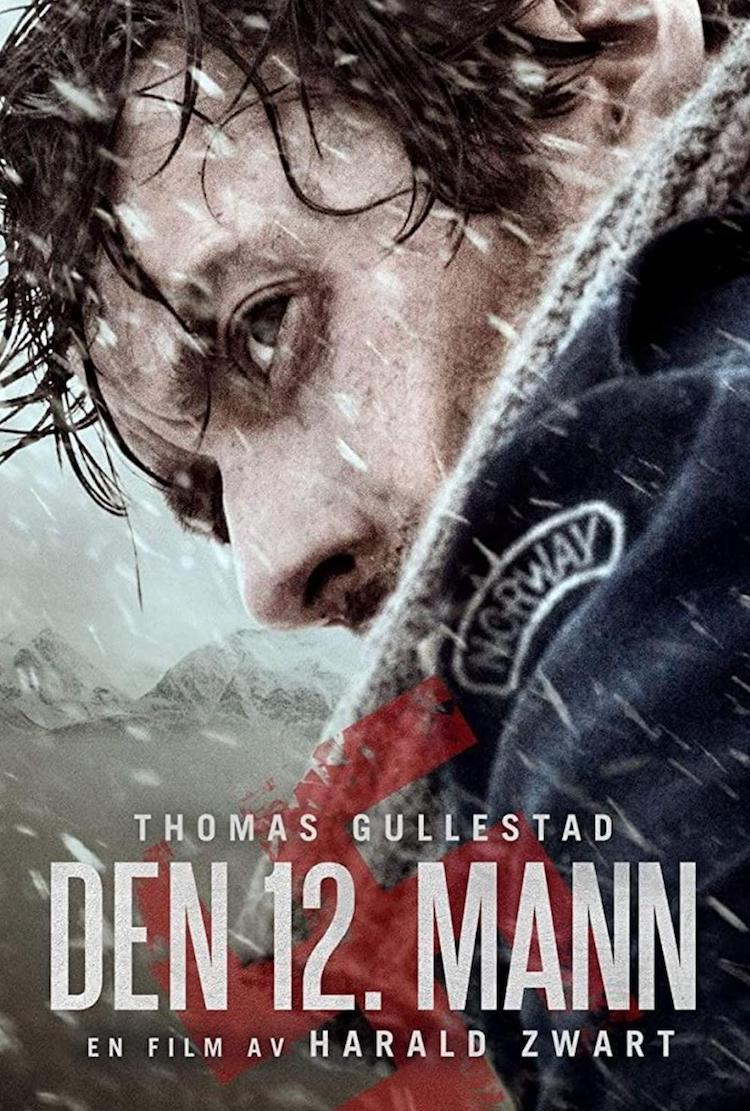 乔纳森·莱斯·梅耶斯《第十二个人》电影观后感:极地求生胆颤心惊