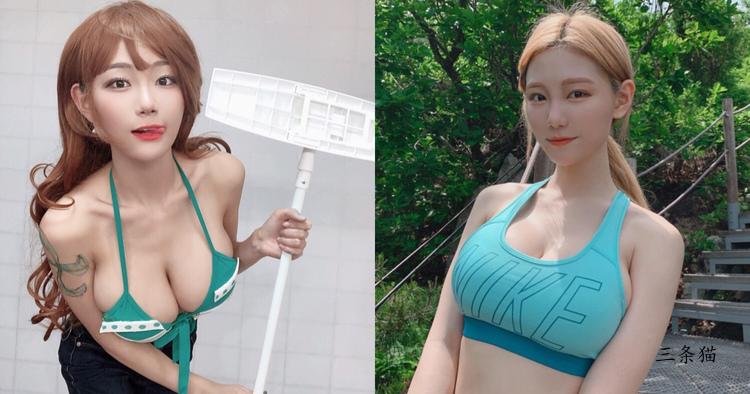 韩国主播Berry(빛베리)真人版娜美图片欣赏 - 全文 美图 热图6