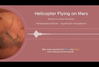 听,火星上的风声