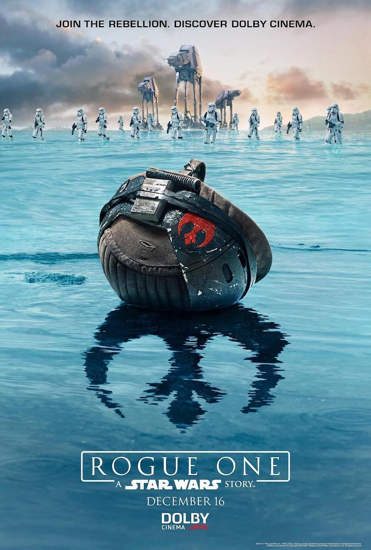 【影评】《星球大战外传:侠盗一号》—— 以高峰之姿找回了那初生之犊的真实感动