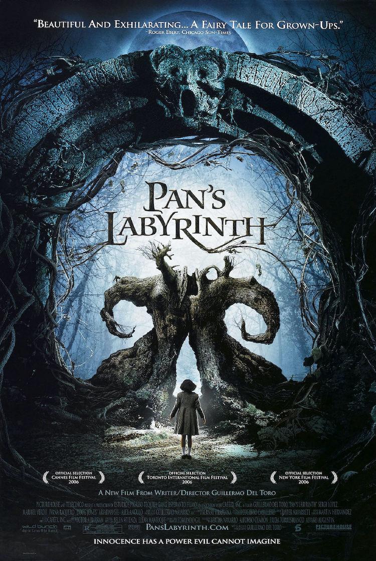 《潘神的迷宫》电影影评:童话是藏身在残酷现实里的精神寄托