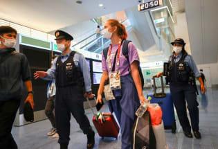白俄罗斯运动员拒绝被强送回国,获得波兰庇护