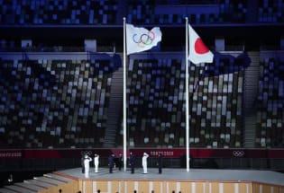 场馆空旷、气氛平淡:东京奥运会在疫情阴影中开幕