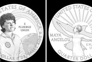 美国将发行纪念美国杰出女性的新硬币