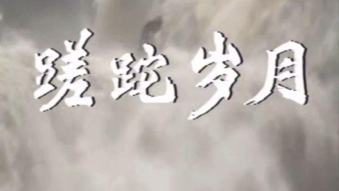 """1982年根据叶辛小说改编电视剧《蹉跎岁月》插曲""""一支难忘的歌"""""""