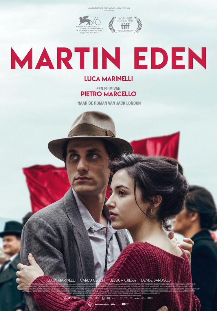 《马丁·伊登》电影影评:一个作家的注定悲剧