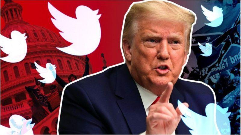 特朗普偏爱用推特发布消息和个人看法