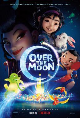 飞奔去月球 Over the Moon