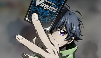 电视动画「卡片战斗先导者 overDress」第二季主视觉图公开