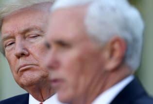 特朗普敦促副总统彭斯推翻选举结果