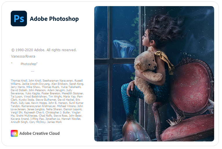 Adobe Photoshop2020 21.2.12 绿色精简版
