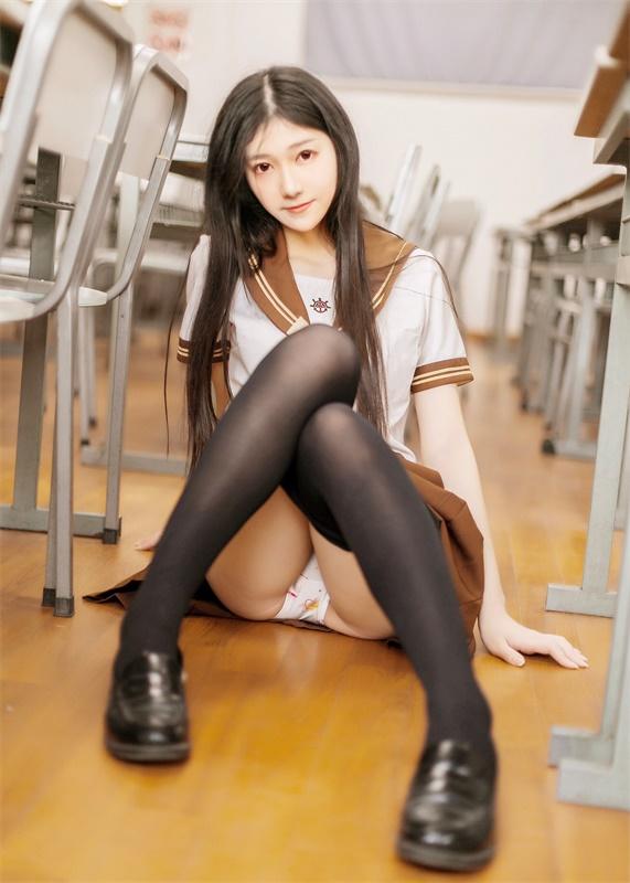 ⭐微博红人⭐南桃Momoko-清纯美女@咖jk插图2