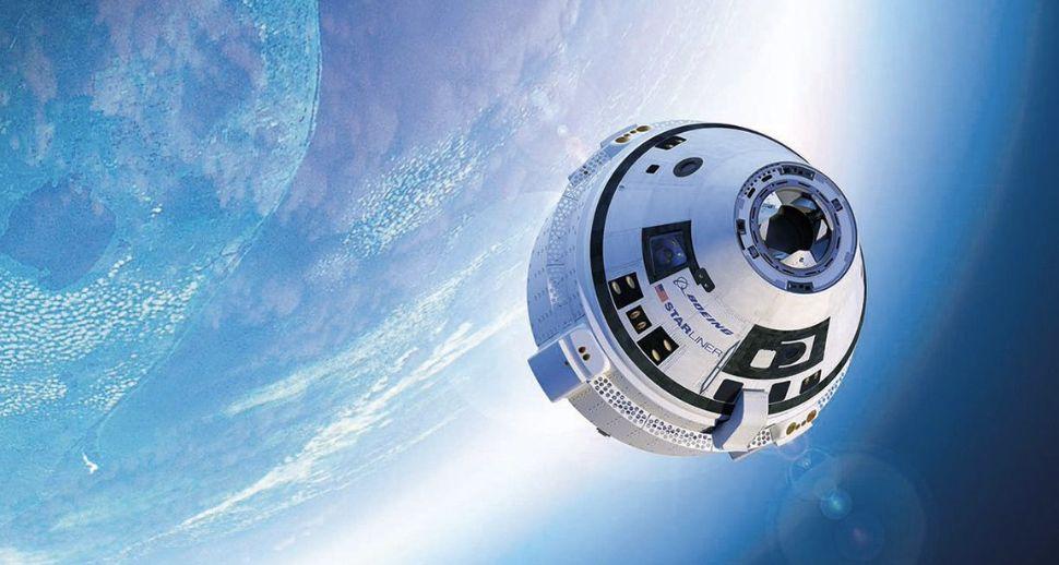 图 | 波音载人飞船(来源:NASA)