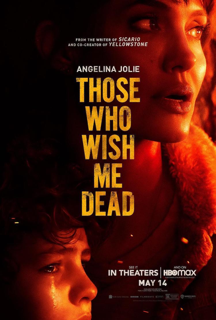 安吉丽娜·朱莉(Angelina Jolie)回归动作片类型,带来《那些希望我死的人》