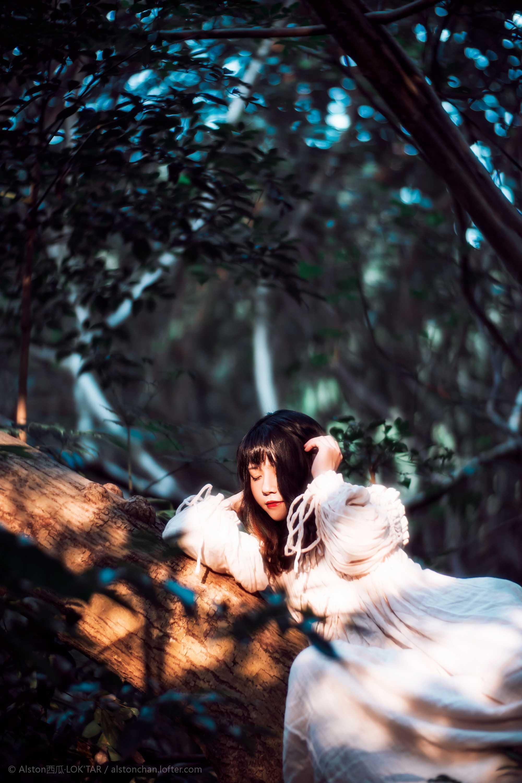 免费⭐微博红人⭐桜桃喵@写真cos-Jane Eyre(桜桃喵)插图9