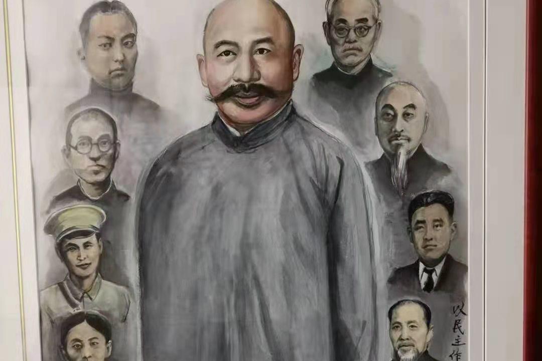府谷王树强:西北有高楼——致敬榆林杜斌丞