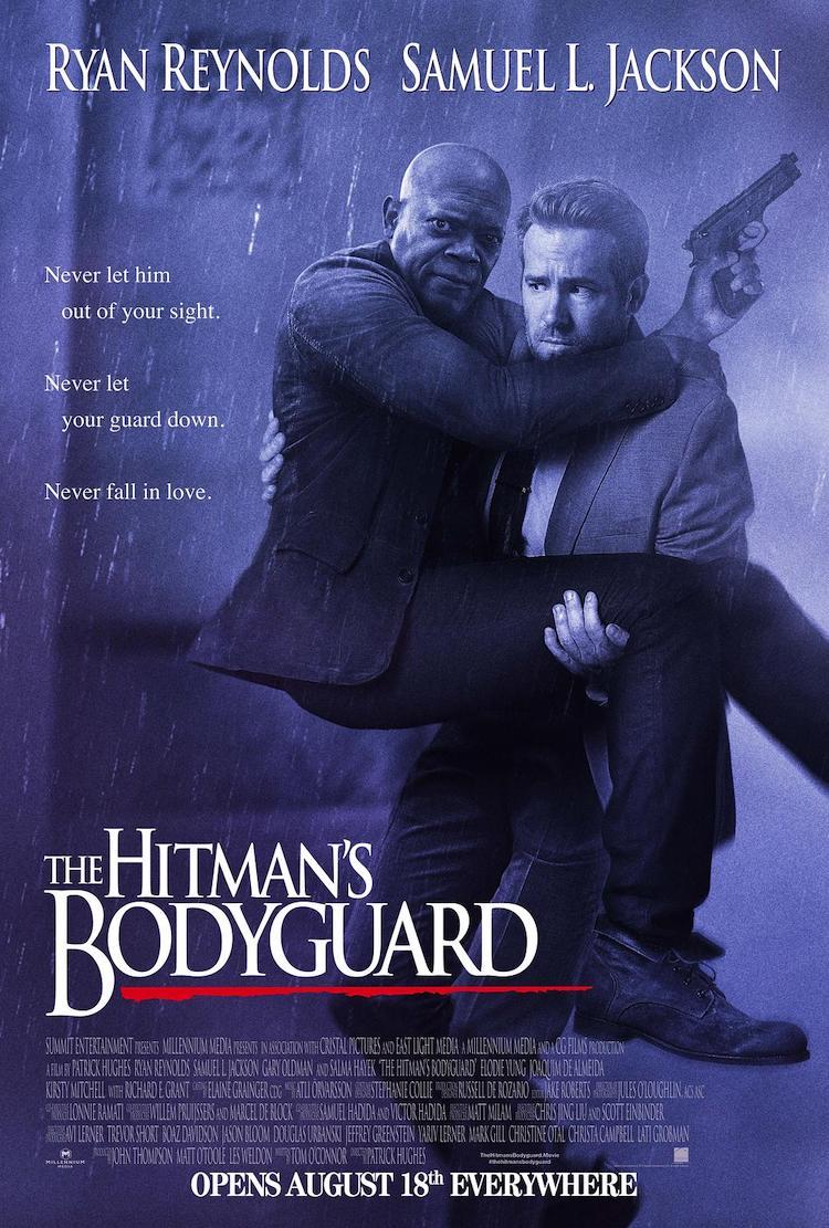 《王牌保镖/杀手的保镖》电影:其实这是一部拥有爱的电影