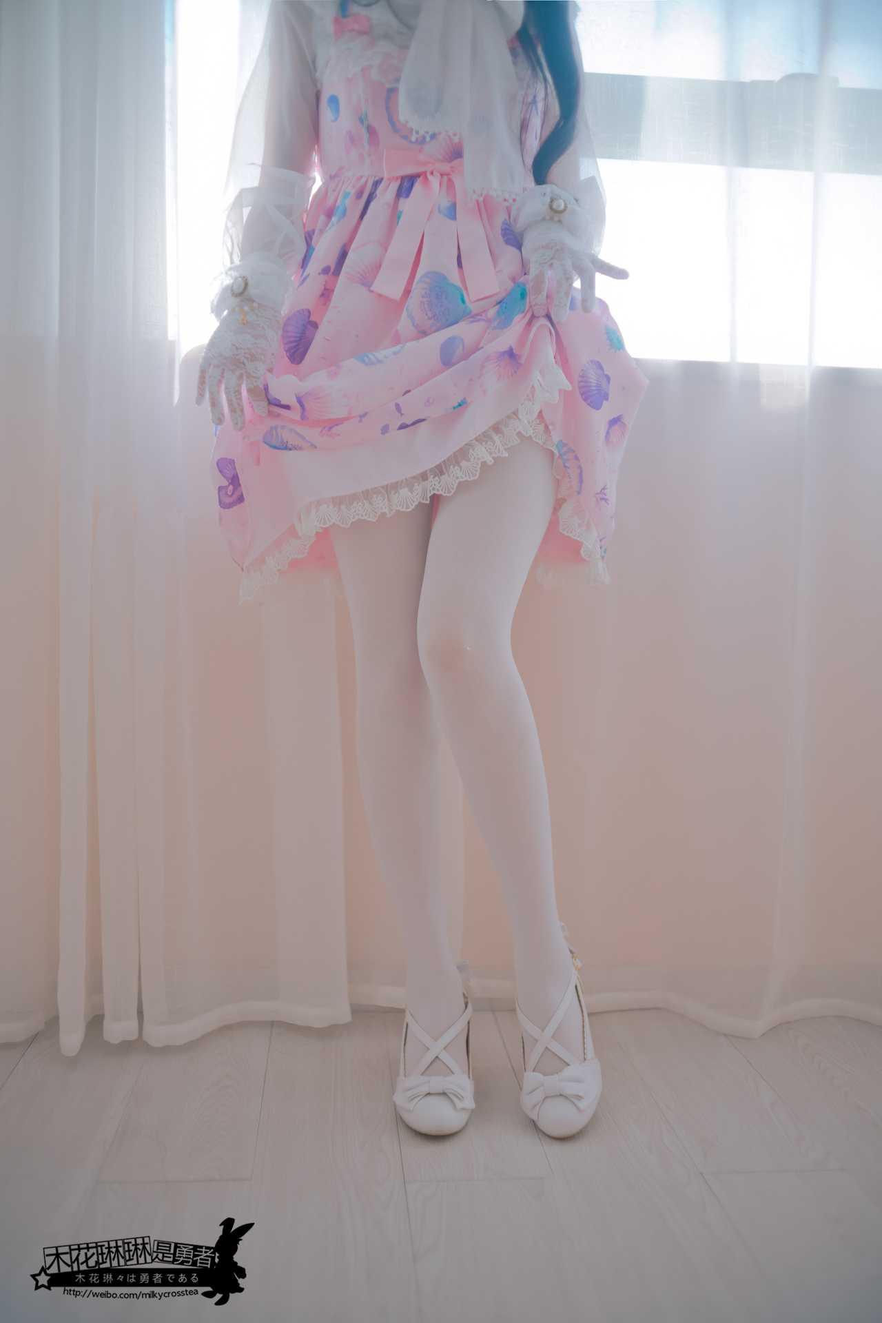 ⭐微博红人⭐木花琳琳是勇者@coser图片-勇者系列03【27P/3V/330MB】插图2