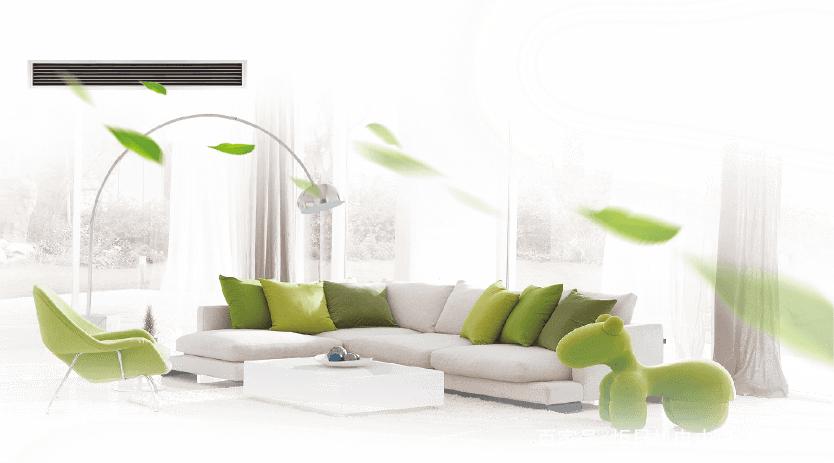 空调小百科:家里装中央空调的好处太多了,快抛弃对他的误解吧插图3
