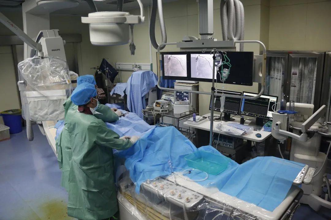 绵阳市中心医院患者已用上百元冠脉支架
