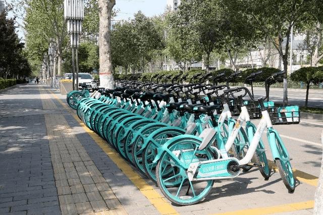 共享电单车被按下暂停键,北上广深明令禁止