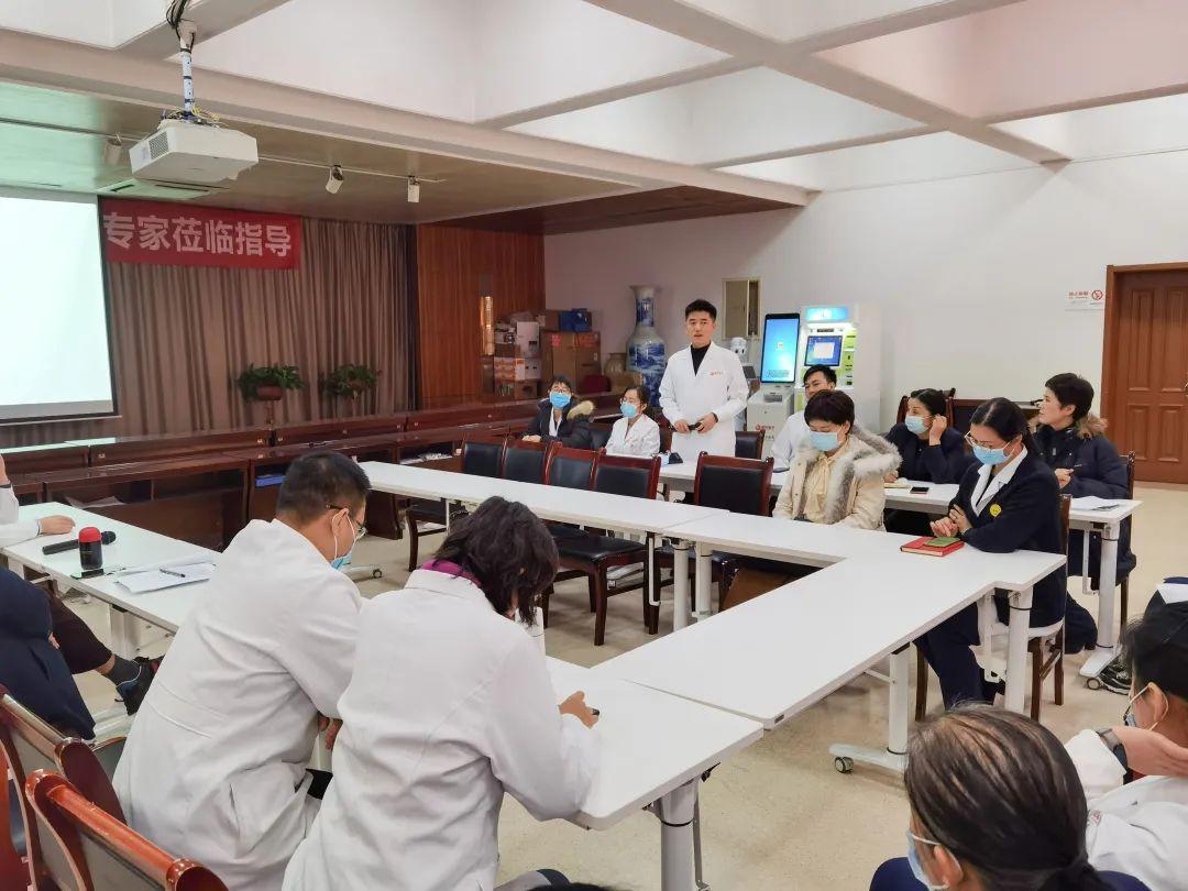 西安高新医院 2020 年度外出进修人员汇报暨座谈会顺利召开