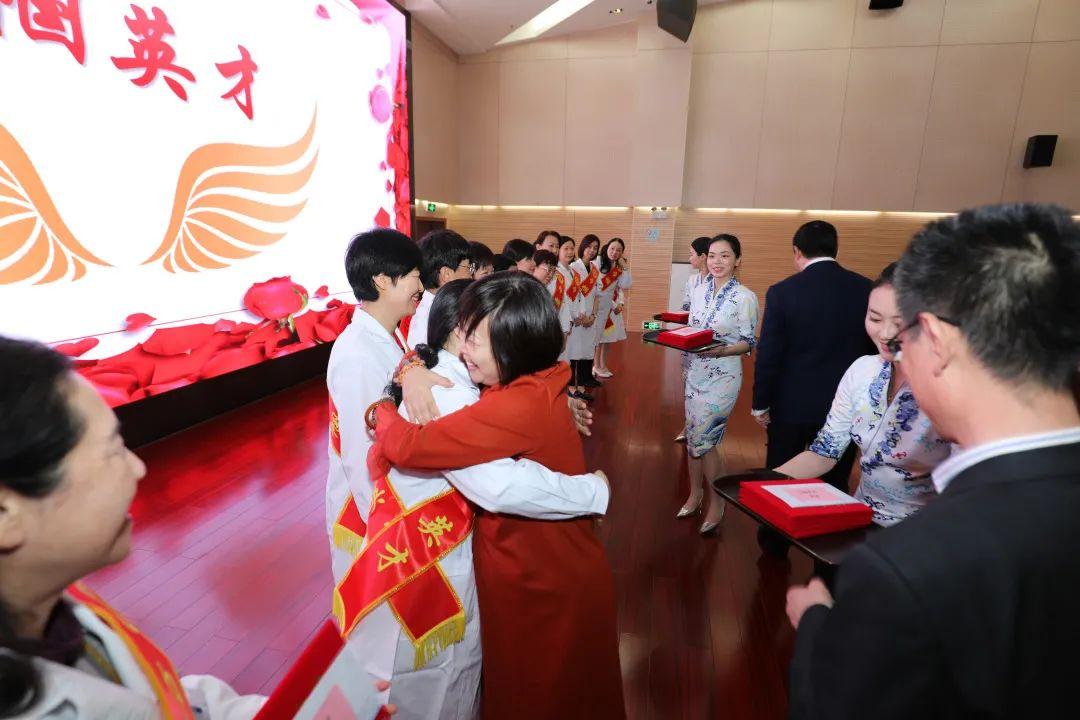珠海市人民医院医疗集团庆祝「三八」妇女节表彰大会圆满结束