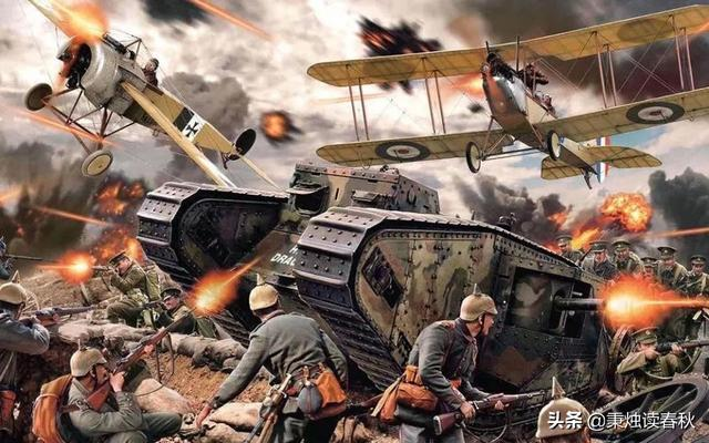 第二次世界大战导火索(为什么三战一定会爆发)