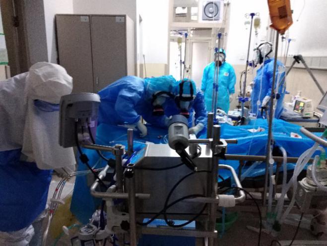 西安交通大学第一附属医院 ECMO 团队纪实