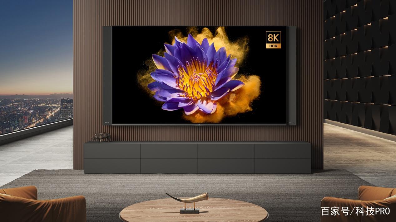 首搭Mini LED 支持8K+5G 小米电视大师82至尊纪念版发布49999元