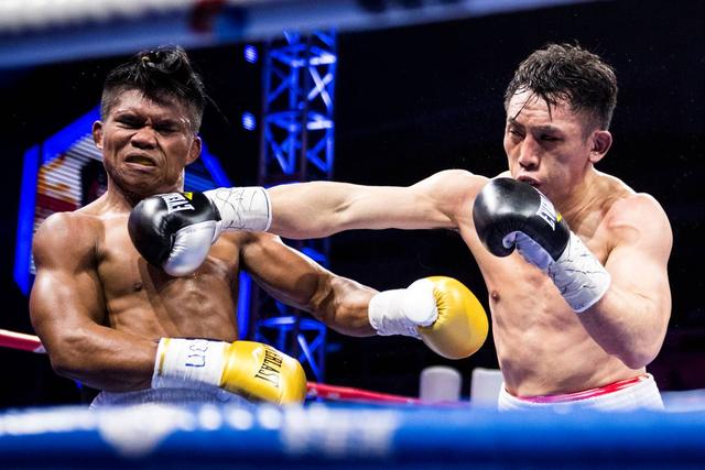 拳击健身助力国民体质,KOK职业拳击赛发挥体育正能量