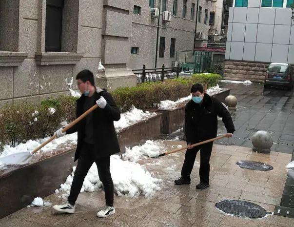郑州大学第三附属医院:温情融积雪,爱心若暖阳