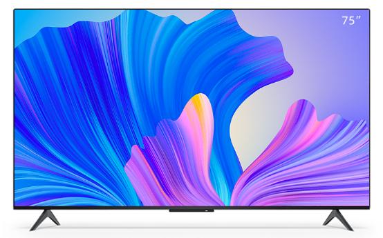 大無邊界!VIDAA潮玩電視推出75英寸超大屏電視