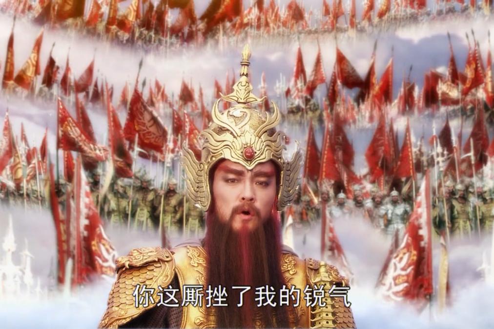李靖三个儿子,老大金吒老二木吒,老三为何叫哪吒而不是水吒?