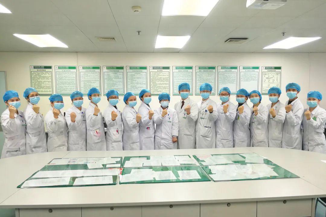 广西中医药大学第一附属医院呼吸与危重症医学科成功救治九旬危重症患者