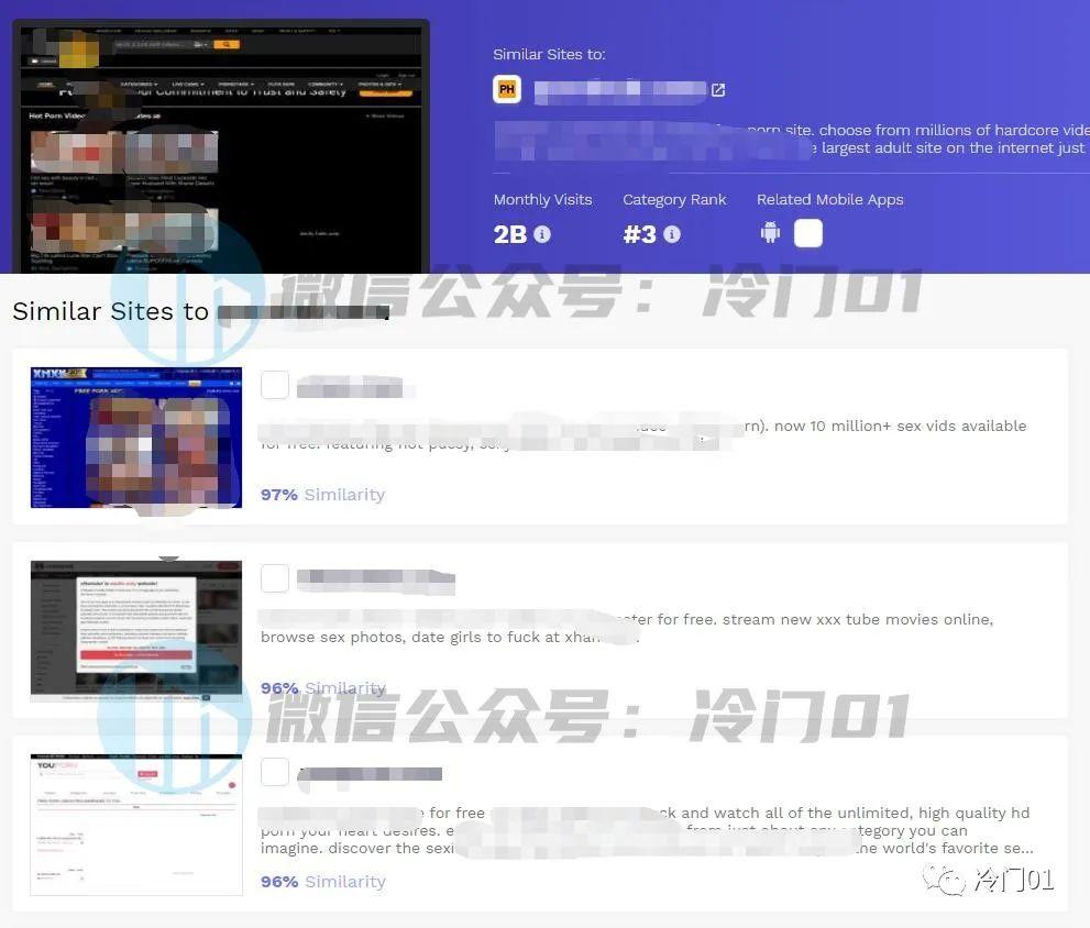 similarsites|快速查找类似站点的网站  第4张