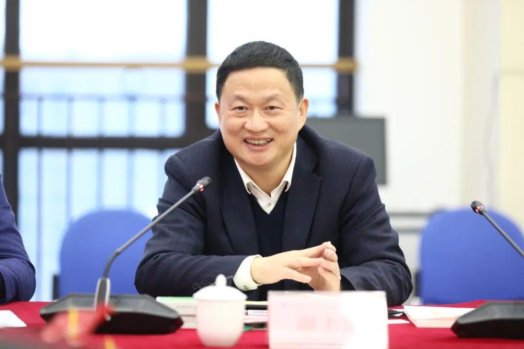 浙江省科学技术协会党组书记谢志远一行来访树兰(杭州)医院