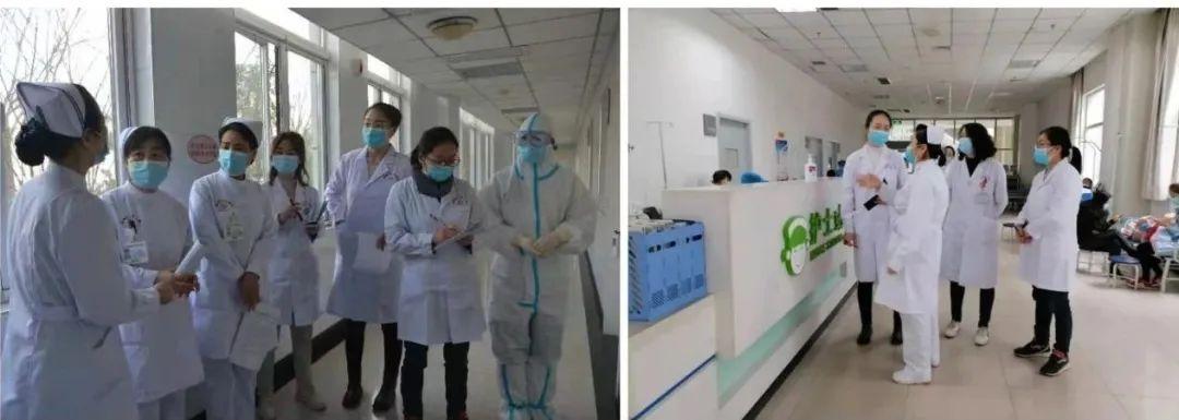 西安高新医院:对口帮扶,筑牢疫情防控安全线