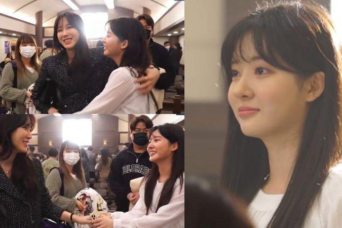 「秀蓮」李智雅終於見到「雪雅」趙秀敏!劇外才能擁抱的母女啊