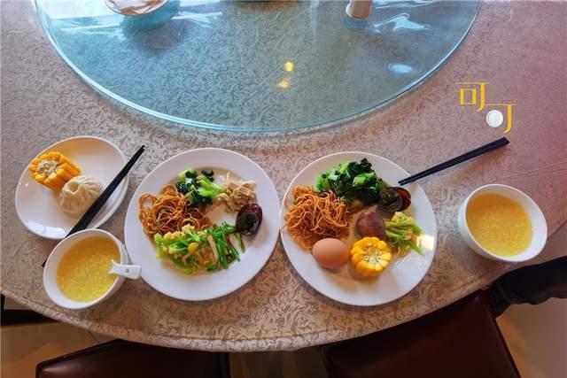 元旦去莫干山,我们花500多元住了什么样的酒店,自助早餐如何?