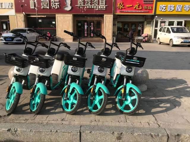 北上广的马路,不让电单车共享